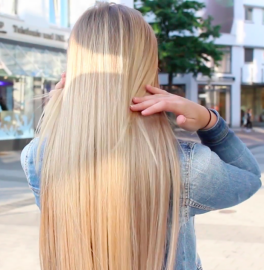 Tape Extensions gold hellblond 20er #40