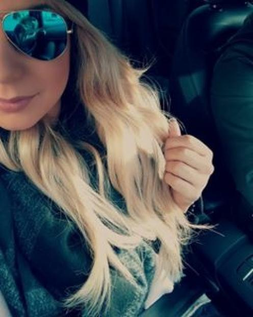 Ombre Extensions #4