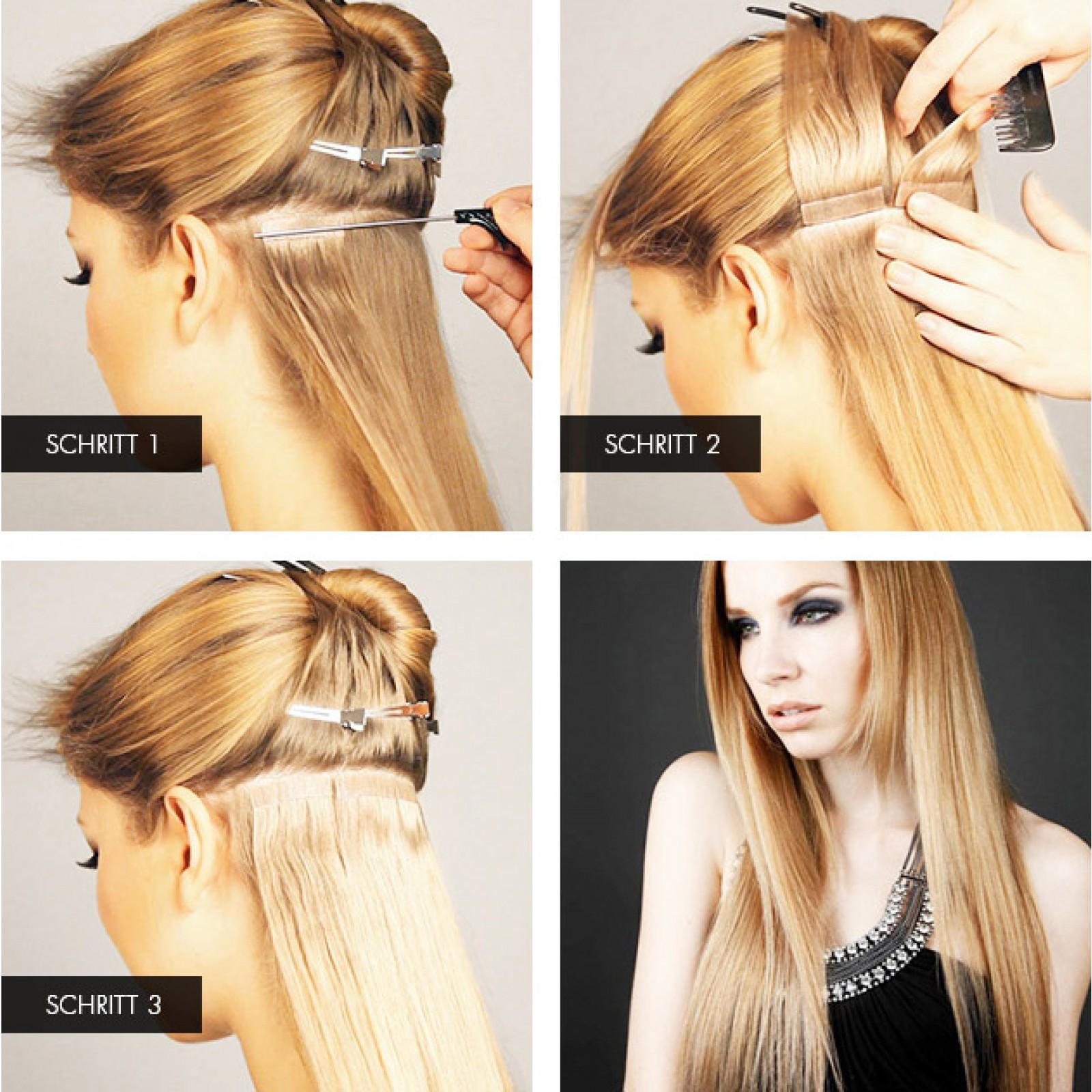 Wie lange halt eine haarverlangerung