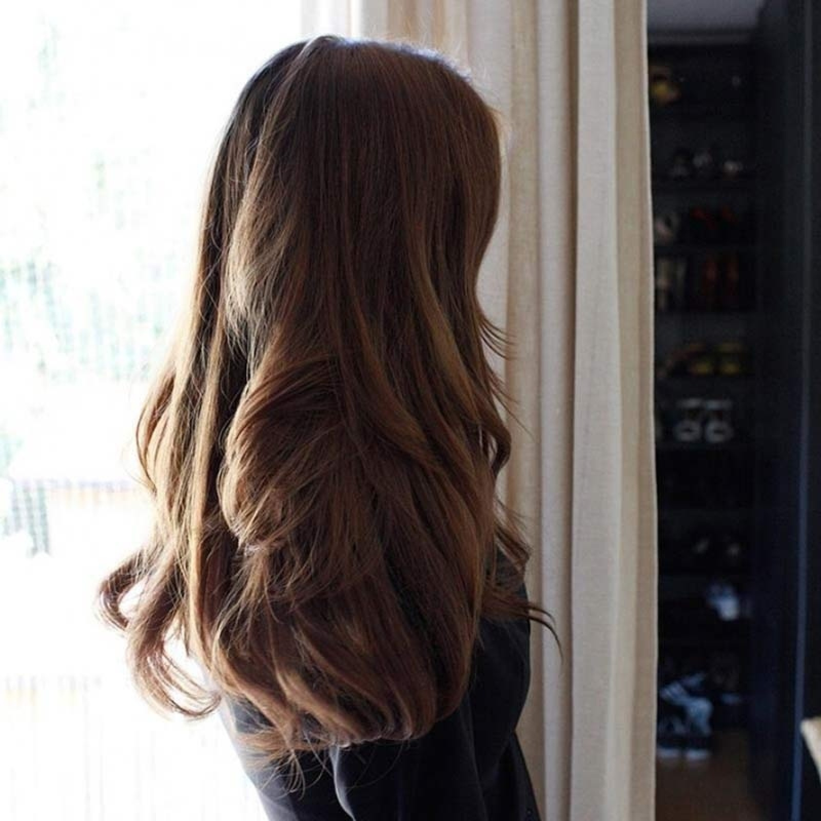 Clip extensions dickes haar