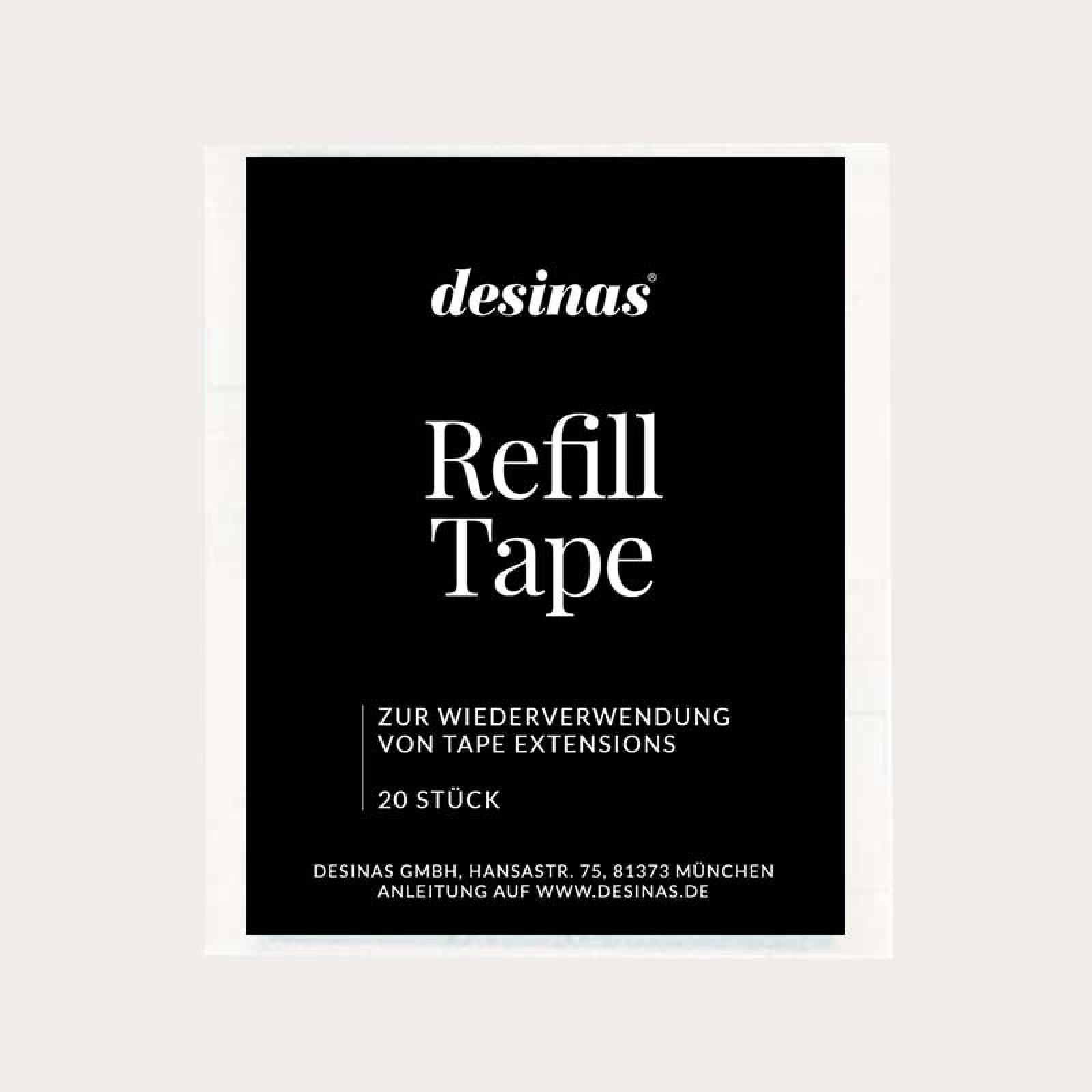 Tape in extensions beste qualitat