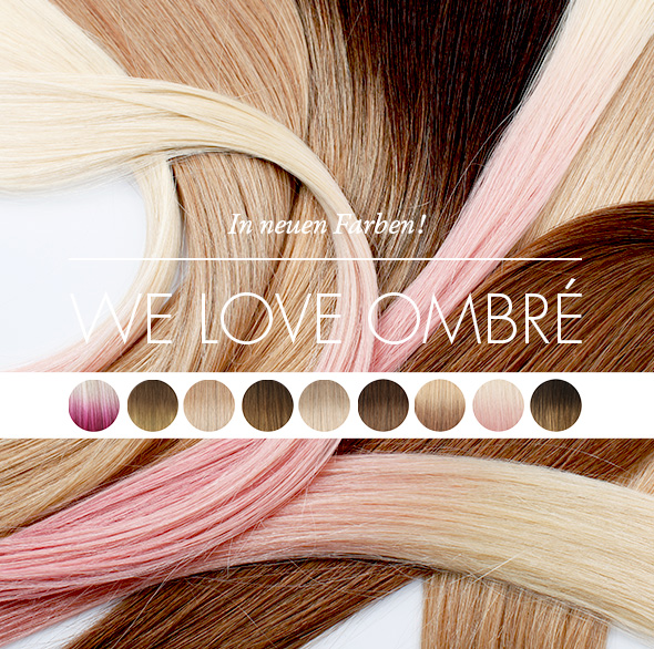 Ombre Tape Extensions