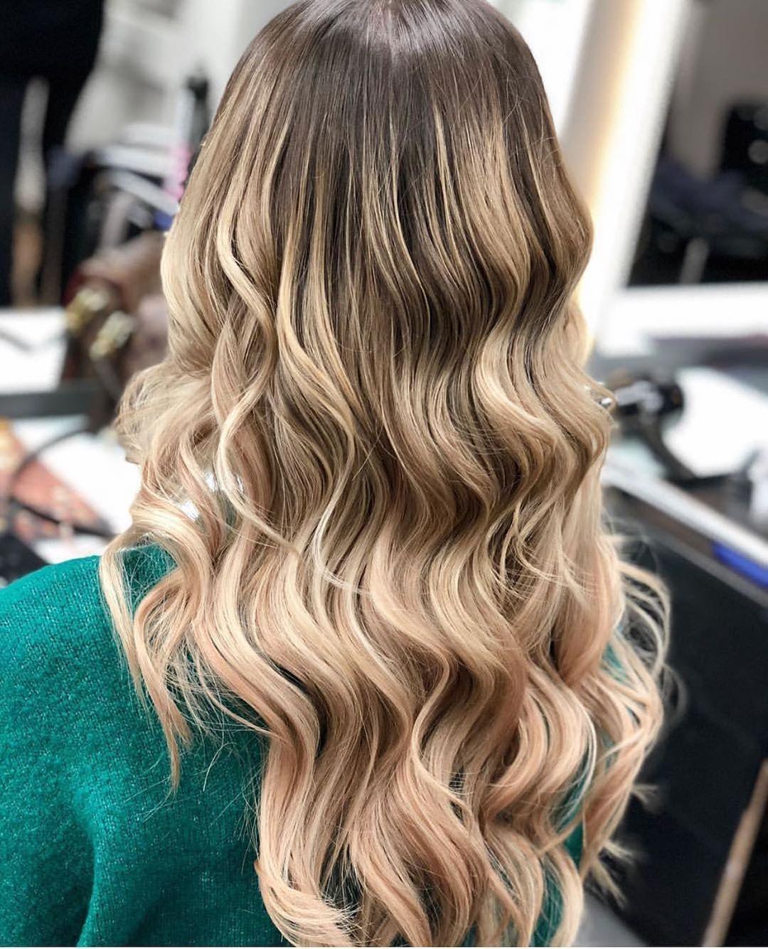 Blonde braun haare und Haarfarbe auffrischen