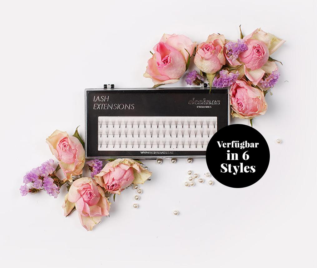 Verfügbar in 6 Styles