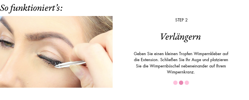 Desinas Wimpernextensions